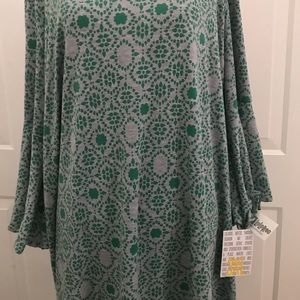 LulaRoe 3XL Maurine dress